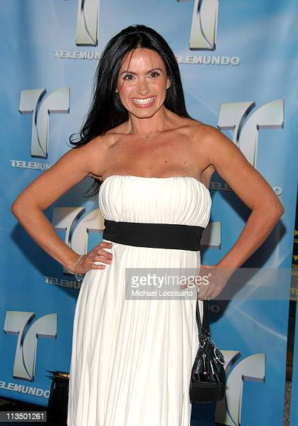 Michael menchaca stock photos and pictures getty images penelope menchaca during 2007 telemundo upfront at radio city music hall in new york city new voltagebd Image collections
