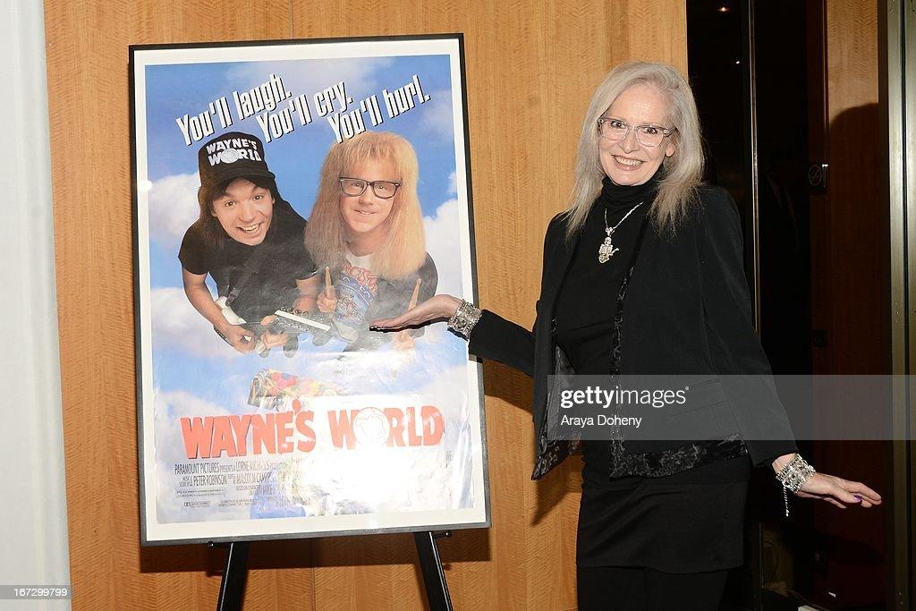 "Academy Of Motion Picture Arts And Sciences Hosts A ""Wayne's World"" Reunion : Foto jornalística"