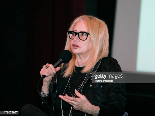 Penelope Spheeris attends the WUTI Goes IdyllWILD Women Under The Influence Film Festival on September 20 2019 in Idyllwild California