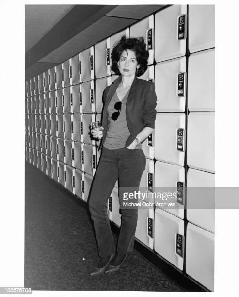 Penelope Spheeris circa 1983
