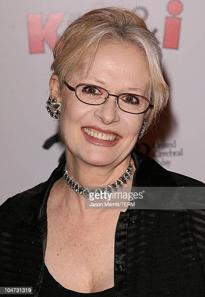Penelope Spheeris director/producer during Wheels Up Films' The Kid I Los Angeles Premiere Arrivals at Grauman's Chinese Theatre in Hollywood...