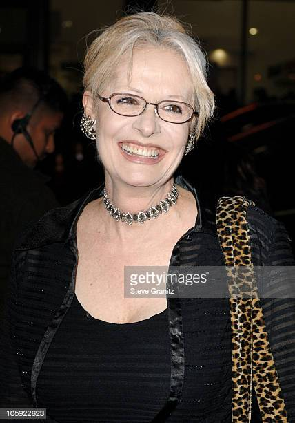 Penelope Spheeris during Wheels Up Films' The Kid I Los Angeles Premiere Arrivals at Grauman's Chinese Theater in Hollywood California United States