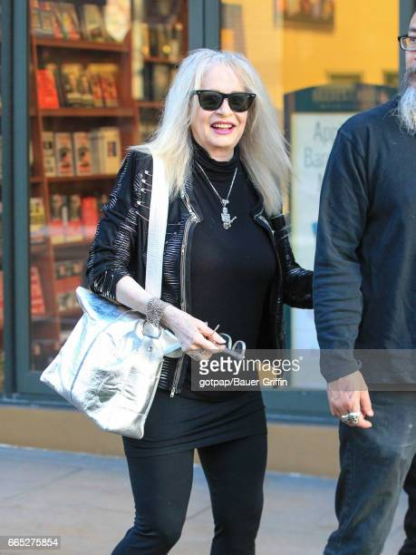 Penelope Spheeris is seen on April 05 2017 in Los Angeles California