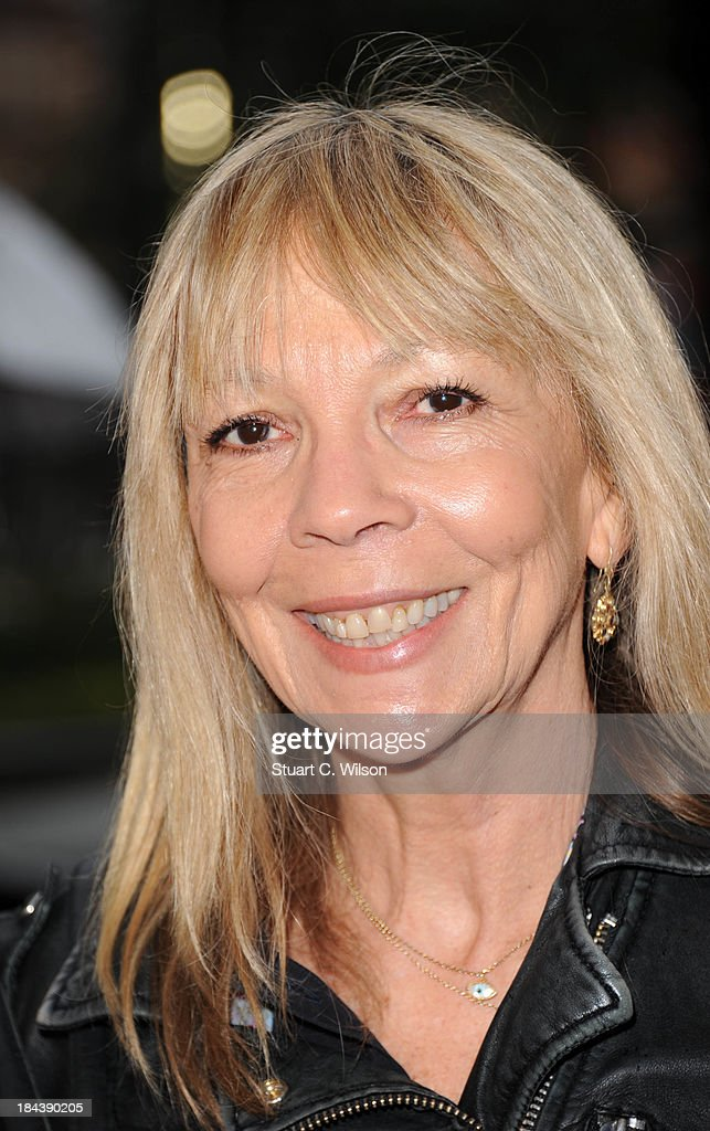Penelope Tree attends a screening of 'The Last Impresario' during the 57th BFI London Film Festival at Odeon West End on October 13, 2013 in London, England.