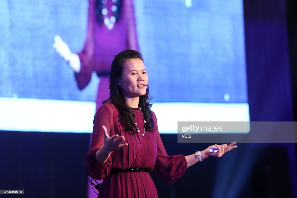 Alibaba Hosts Global Women Entrepreneurs Conference In Hangzhou : News Photo