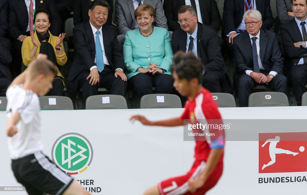 Chinese German Football Summer Camp