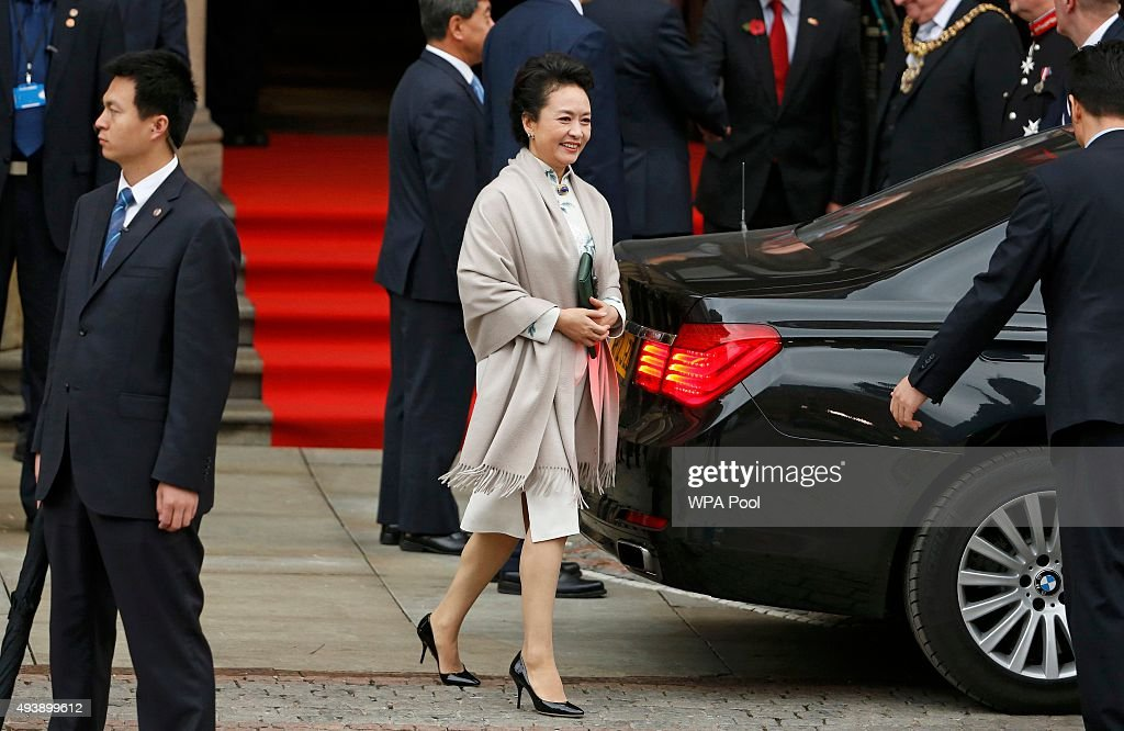 State Visit Of The President Of The People's Republic Of China - Day 5 : News Photo