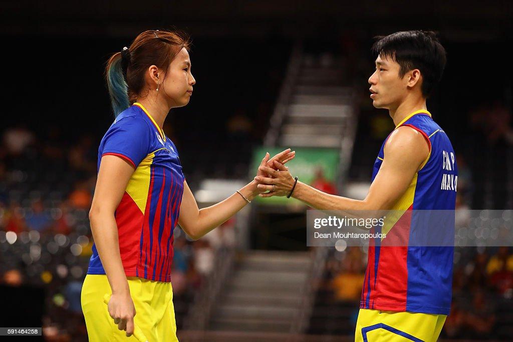 Badminton - Olympics: Day 12 : News Photo