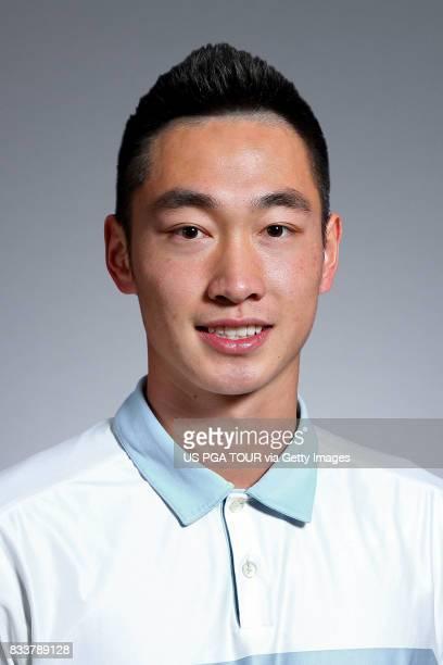 Peng Yan current official PGA TOUR headshot
