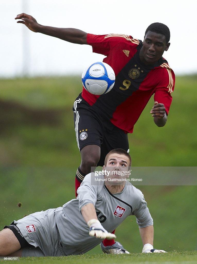 U19 Germany v U19 Poland - International Friendly : News Photo