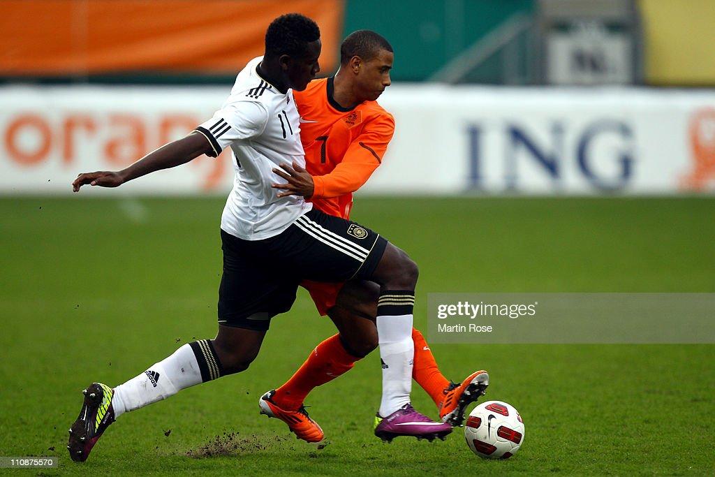 U21 Netherlands v U21 Germany - International Friendly