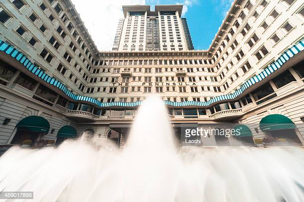 peninsula hongkong - peninsula stock pictures, royalty-free photos & images