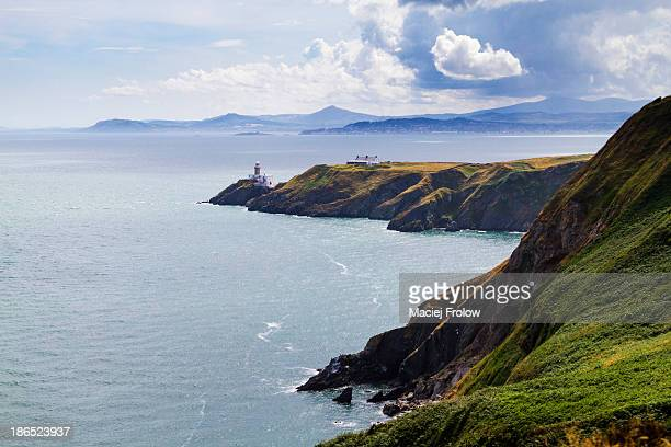 Peninsula of Howth and Baily Lighthouse