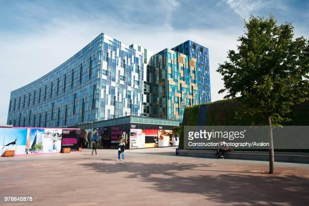 Peninsula Square Greenwich London UK
