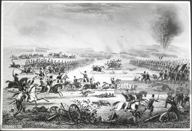 Peninsulan War, Battle of Salamanca, Salamanca.