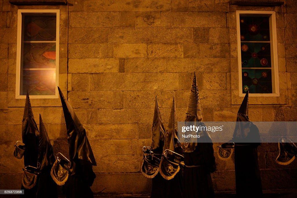 Holy Week in Spain : News Photo