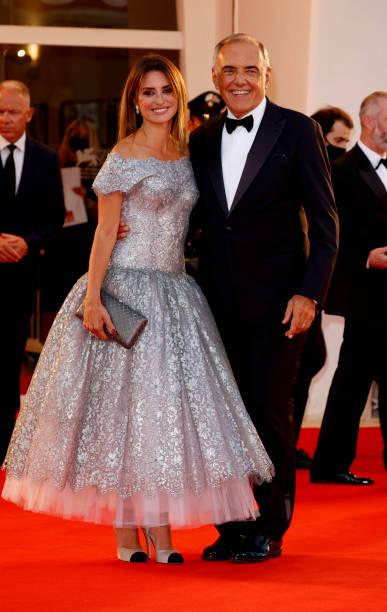 ITA: Closing Ceremony Red Carpet - The 78th Venice International Film Festival