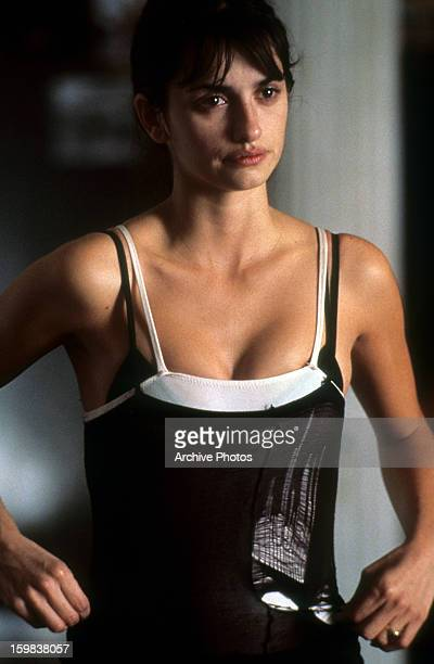 Penélope Cruz in a scene from the film 'Vanilla Sky' 2001