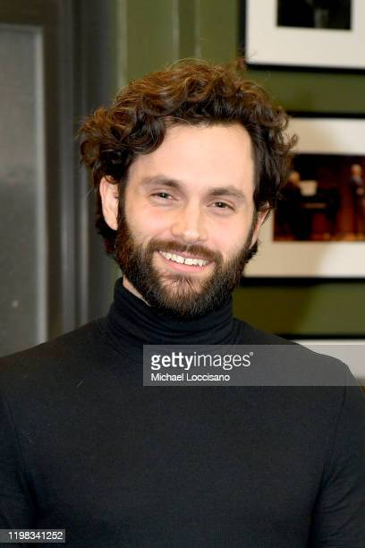 Penn Badgley attends the Netflix's You screening conversation at the 92nd Street Y on January 08 2020 in New York City