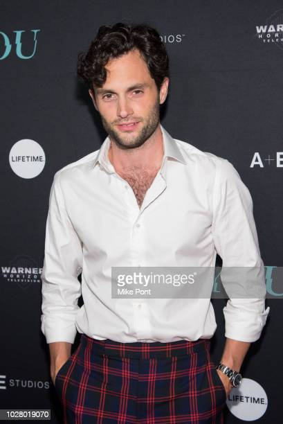 Penn Badgley attends the You Series Premiere Celebration hosted by Lifetime on September 6 2018 in New York City