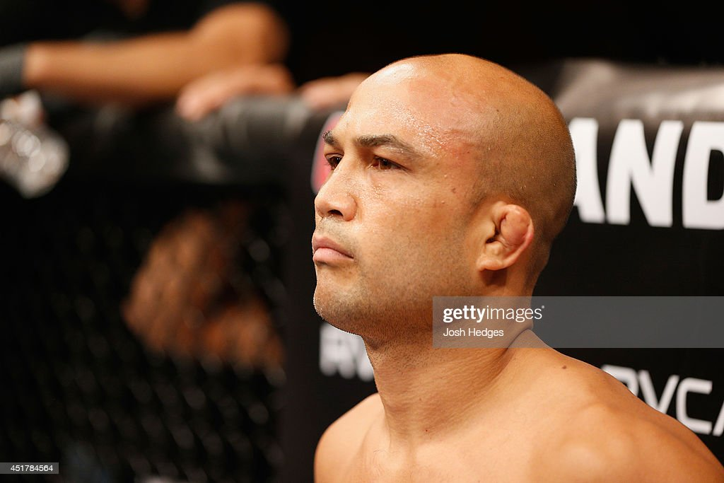 The Ultimate Fighter Finale: Edgar vs Penn : News Photo