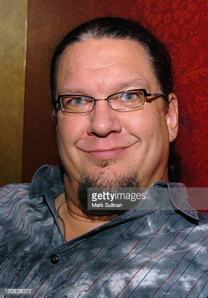 Penn Jillette during Hollywood's Master Storytellers Presents The Aristocrats Screening and QA at Mann's Chinese Theatre in Hollywood California...