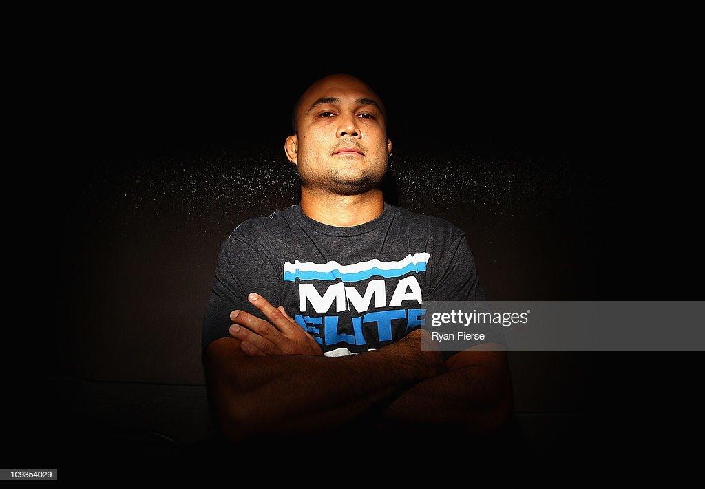 UFC Sydney 127 Press Conference : Fotografía de noticias