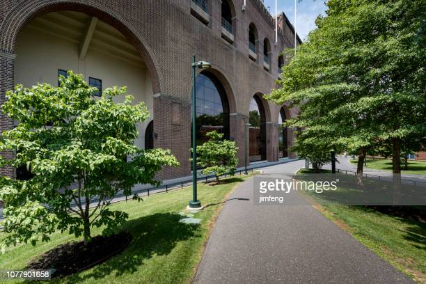 penn park - university of pennsylvania stock photos and pictures