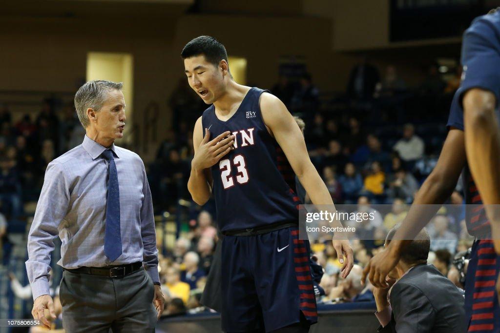 COLLEGE BASKETBALL: DEC 29 Penn at Toledo : News Photo