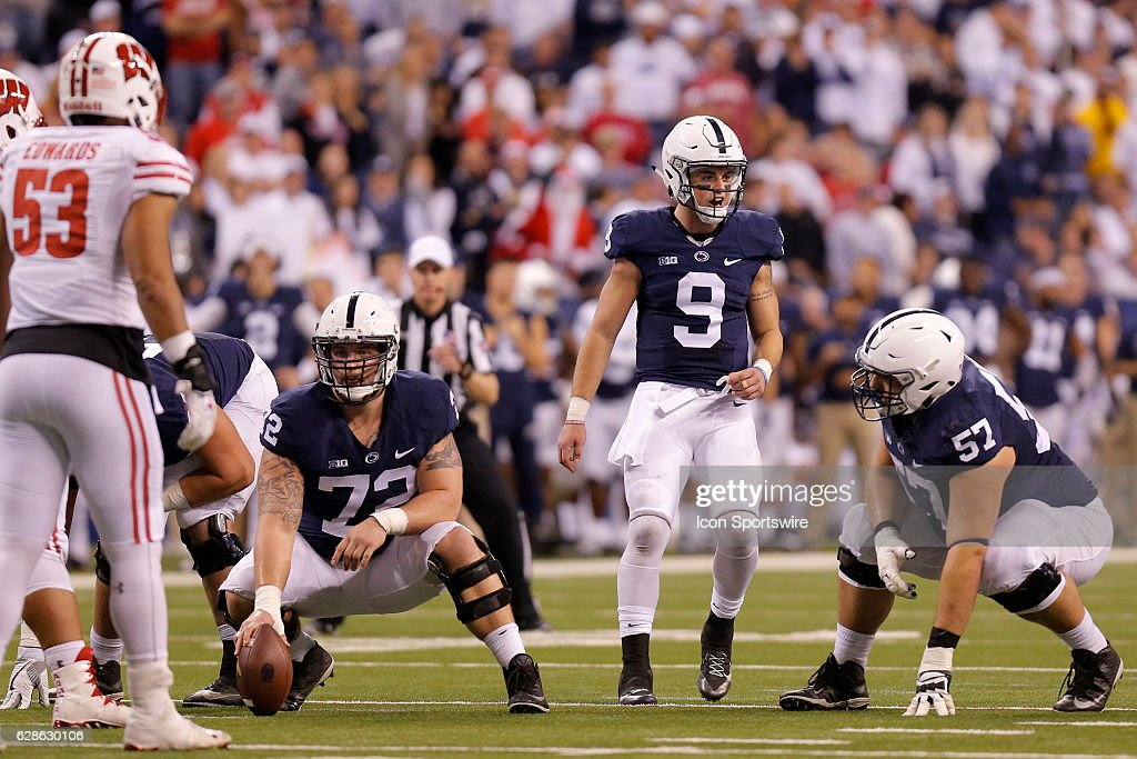 Image result for Wisconsin Badgers vs. Penn State Nittany Lions