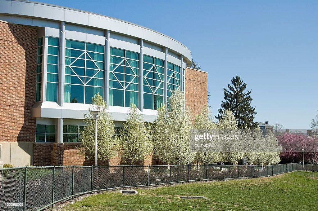 Campus de Penn State University College Building : Foto de stock