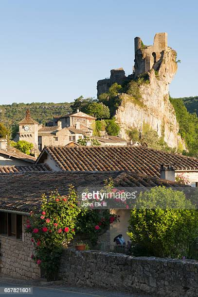 Penne, village and chateau