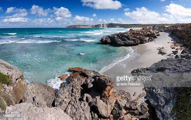 pennington bay beach. - 南オーストラリア州 ストックフォトと画像