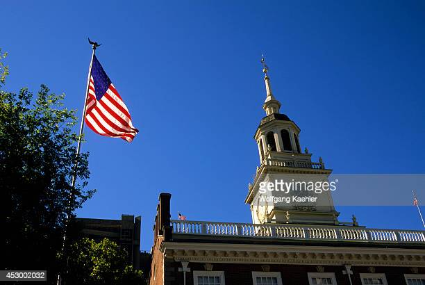 USA Pennsylvania Philadelphia Independence Nat'l Historic Park Independence Hall