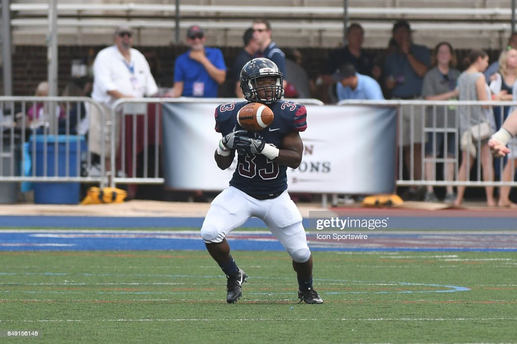 COLLEGE FOOTBALL: SEP 16 Ohio Dominican at Penn : News Photo