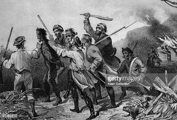 Pennsylvania tax rebels tar and feather a federal tax collector during the Whiskey Rebellion Pennsylvania 1794 The Whiskey Rebellion was a reaction...