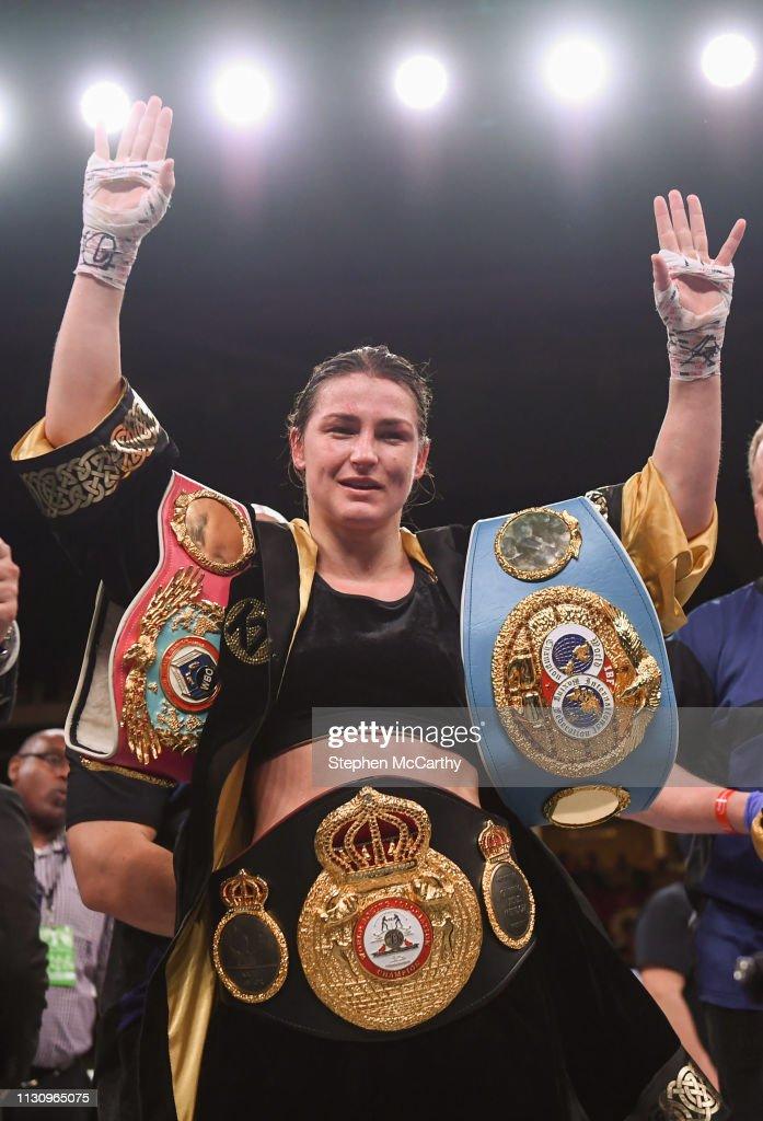 Boxing from Philadelphia : News Photo