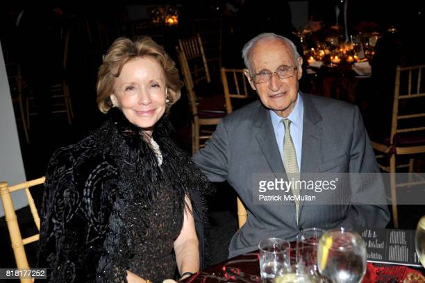 Penny Frick and Edgar Cullman attend Advocates for the Arts a Benefit Evening for the AMERICAN FOLK ART MUSEUM at Tribeca Rooftop Two Desbrosses...