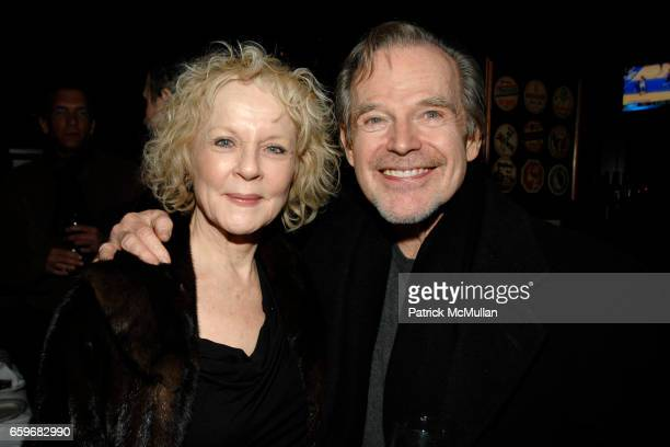 Penny Fuller and Ray Klausen attend FRIENDS IN DEED Hosts LEGENDS! with Charles Busch, Lypsinka, Lisa Estridge, Bryan Batt and Fran Lebowitz at Town...