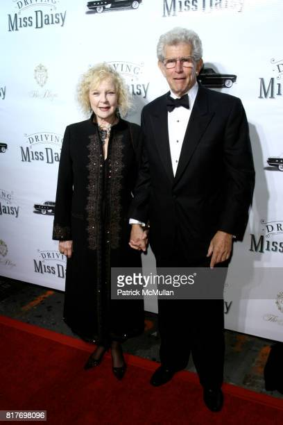 Penny Fuller and Tony Roberts attend Broadway Premiere of DRIVING MISS DAISY at Golden Theatre on October 25 2010 in New York City