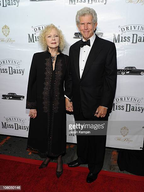 Penny Fuller and Tony Roberts attend the opening night of Driving Miss Daisy on Broadway at John Golden Theatre on October 25 2010 in New York City