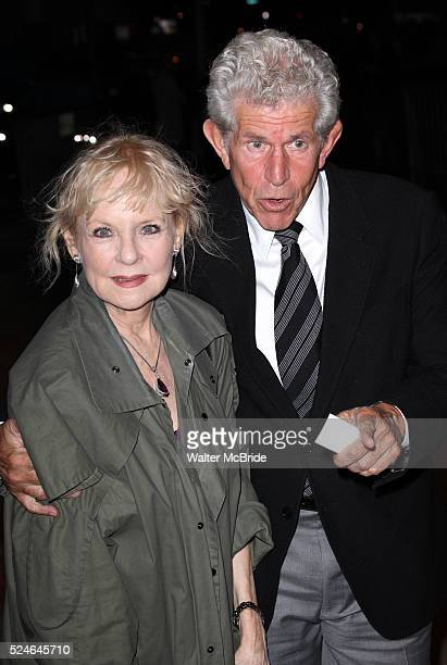 Penny Fuller Tony Roberts attending the Memorial To Honor Marvin Hamlisch at the Peter Jay Sharp Theater in New York City on 9/18/2012