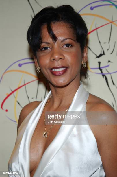 Penny Johnson during 25th Annual College Television Awards at The Renaissance Hotel in Hollywood California United States