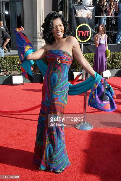 Penny Johnson during 9th Annual Screen Actors Guild Awards - Arrivals at The Shrine Auditorium in Los Angeles, California, United States.