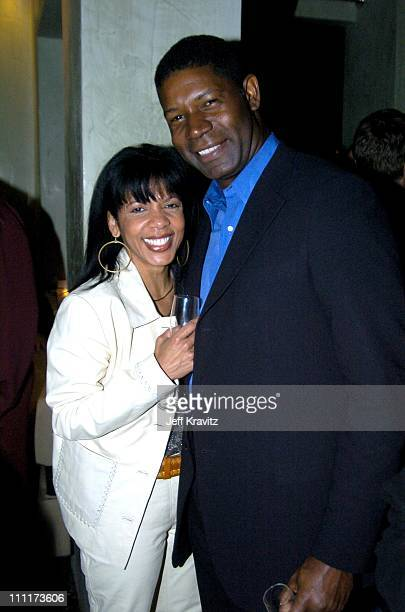 Penny Johnson Jerald and Dennis Haysbert *Exclusive*