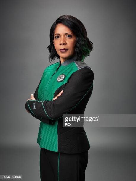 Penny Johnson Jerald as Dr. Claire Finn in Season Two of THE ORVILLE premiering Sunday, Dec. 30 , following the NFL ON FOX doubleheader.