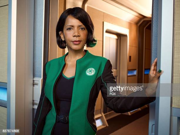 """Penny Johnson Jerald as Dr. Claire Finn in the new space adventure series THE ORVILLE from the creator of """"Family Guy."""" The first part of the special..."""
