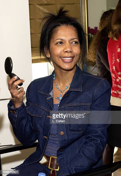 Penny Johnson Jerald at M.A.C. During Sunset Marquis Oasis Hosted by Peoples Revolution - Day One at Sunset Marquis Hotel and Villas in Hollywood,...