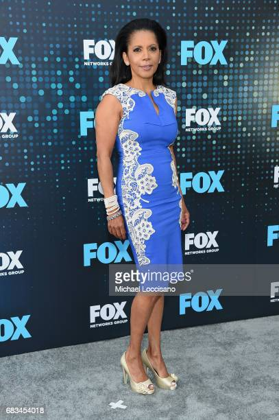 Penny Johnson Jerald attends the 2017 FOX Upfront at Wollman Rink Central Park on May 15 2017 in New York City