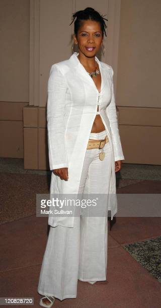 Penny Johnson Jerald during ATAS Cares About Dress For Success: Power Friends, Power Fashion at The Academy of Television Arts and Sciences in North...